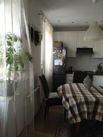 Cosy and lightful 1-BDR ap., convenient location