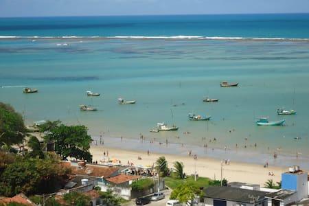 Apartamento Frente ao Mar, Proximo Maragogi - São José da Coroa Grande