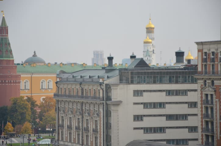 Closest apartment to Red Square & Kremlin