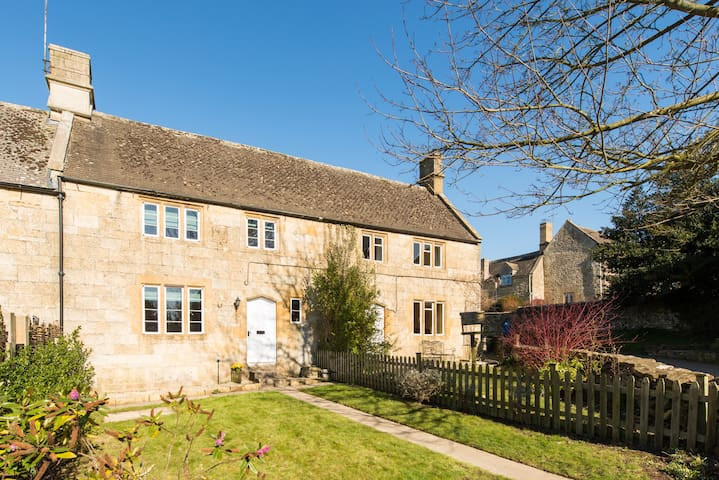Cosy, secluded country cottage in Brockhampton