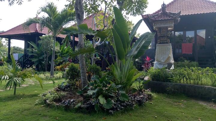 Beauty Garden View Villas @ Taman Sari Lembongan