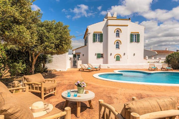 Finca Son Pere ❤️ pure Menorca Dream