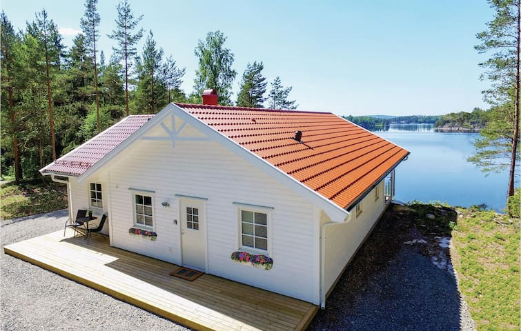 Holiday cottage with 3 bedrooms on 90m² in Årjäng