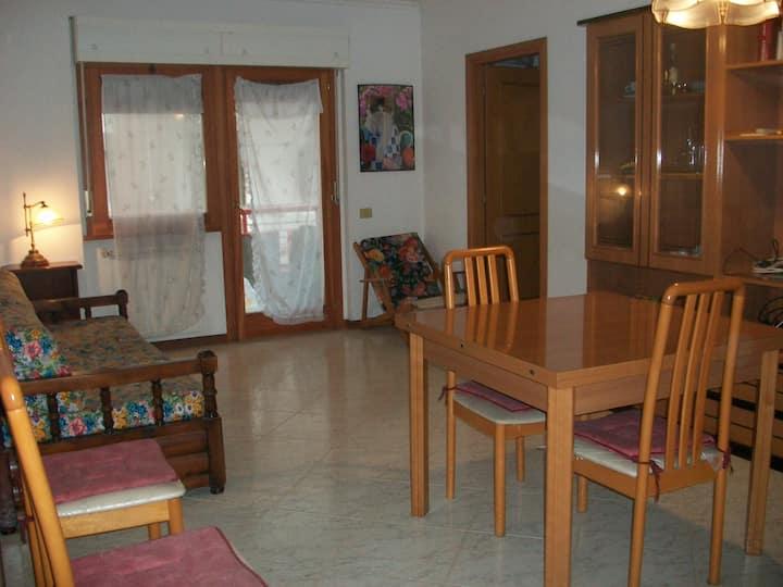 Appartamento centrale sul lungomare di Nettuno