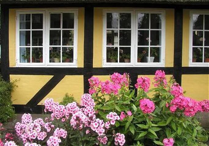 Heritage house on island Tåsinge