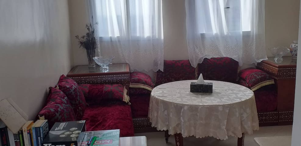 Maison traditionnelle marocaine