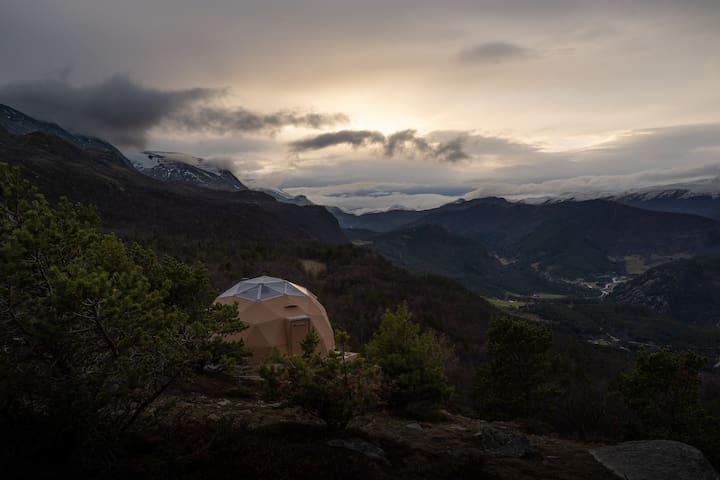 Jotunheimen Panorama, Munin