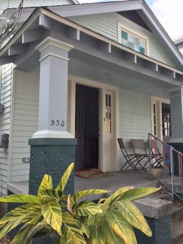 Uptown Apartment - New Orleans - Flat