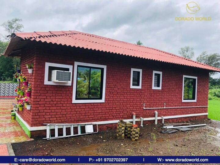 """Dorado World-1008 Samruddhi Farmhouse"""