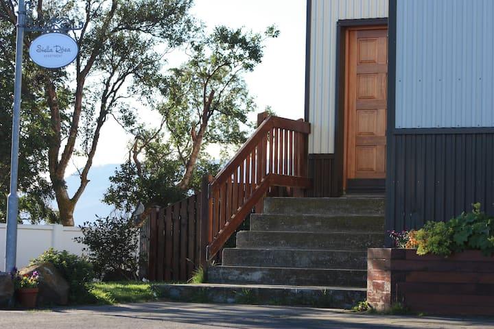 Stella Rósa apartment by Lake Myvatn - south.