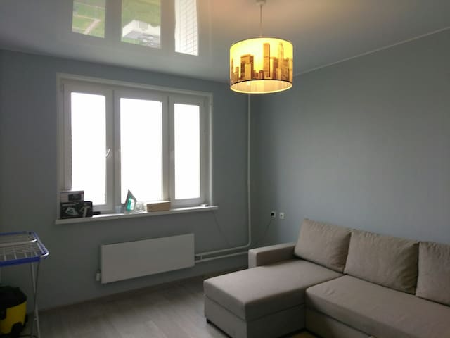 COSY BEDROOM IN A BRAND NEW APARTMENT