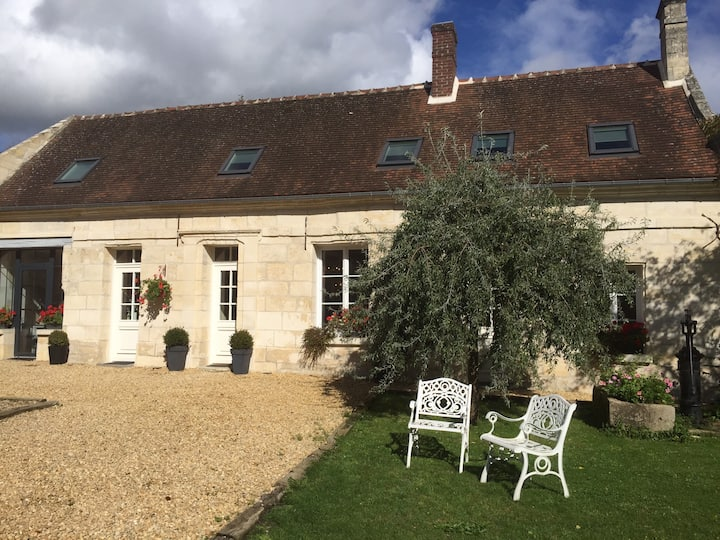Stunning Authentic French B&B & Spa near Compiegne