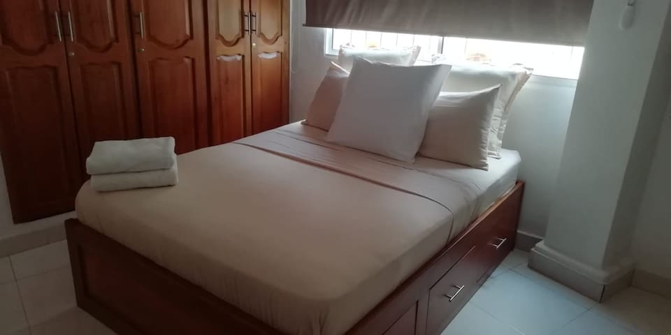 Getsemani/old town, double room, A/C, kitchen,WiFi