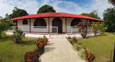 Chichimene Acacias Meta  Casa Campestre la Bonanza