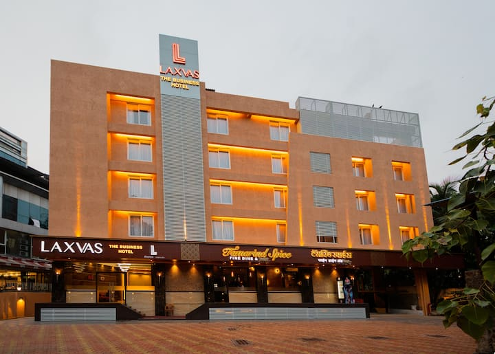 Hotel Laxvas- The Business Hotel