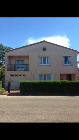 Maison proche Canal du midi et Cité de Carcassonne