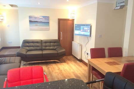 Cosy 2 bed pent house apartment in Delabole - Delabole