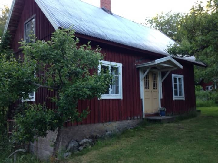Cozy cottage in Småland, south Sweden