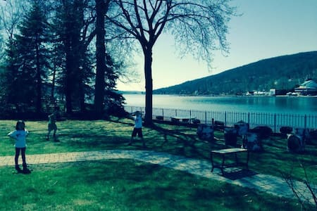Whole hse 4  ur rental!spring & sum - Greenwood Lake - Huis