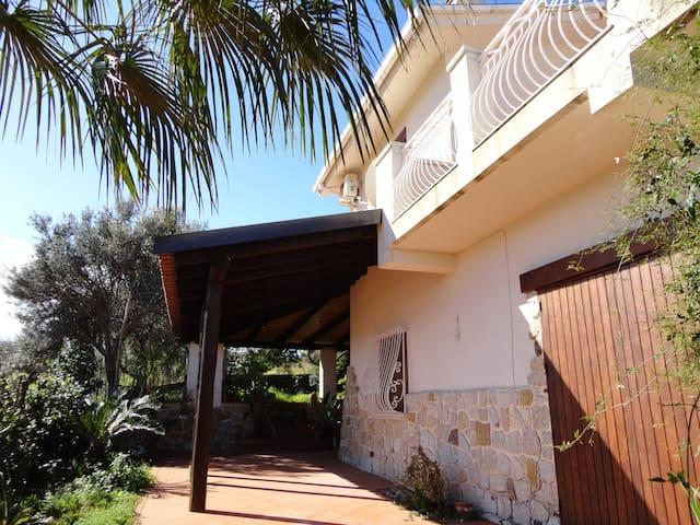 appartamento in villa 50m dal mare - Siracusa - Pis