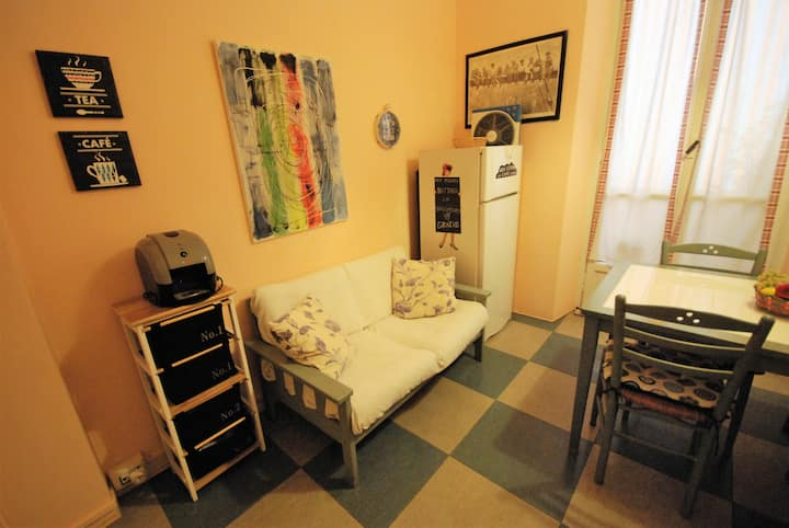 Lovely 1 bedroom Apartment in Lingotto area