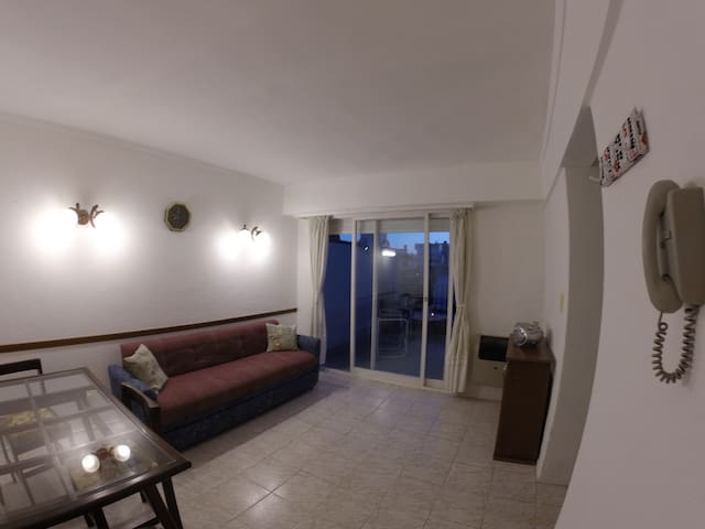 Near the sea and downtown, with a big terrace - Mar del Plata - Apartment