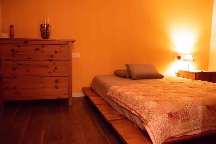 Ideal parejas habitación matrimonio  baño privado