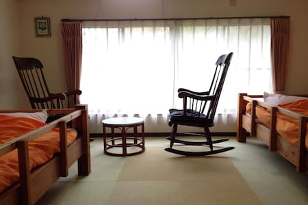 Aizuno Twin room