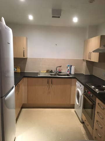 One bedroom close Central london