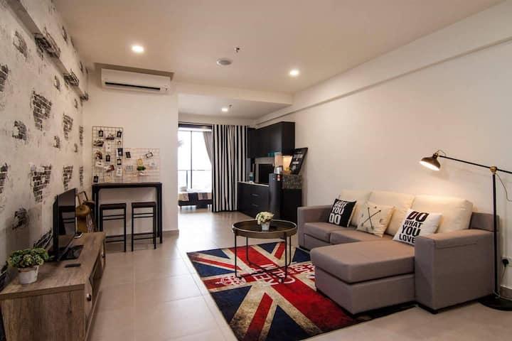Low density | KLCC View| comfort | Kuala Lumpur