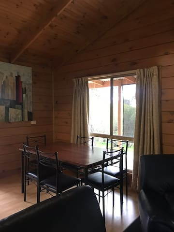 Bush retreat in town. No additional fees