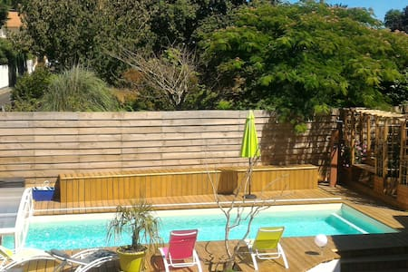 Forêt océan piscine proche Bayonne - Boucau