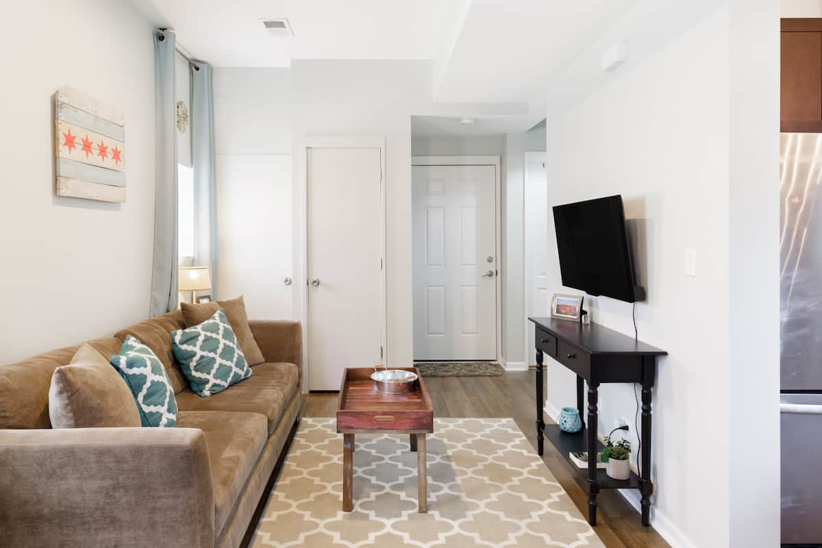 Centrally located Apartment near Fulton Market