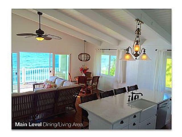 Jewel Box - Oceanfront Luxury - Pāhoa - Huis