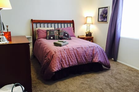 Room w/lots of Room:Bike-able area! - Tempe - Casa