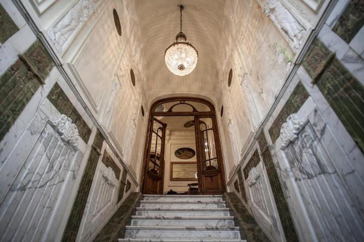 Histórica mansión en Buenos Aires