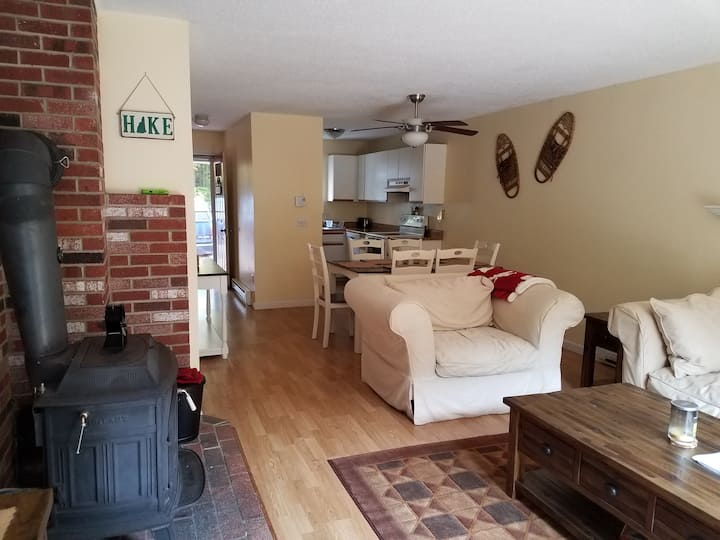 Condo in Conway-Mount Washington Valley, NH