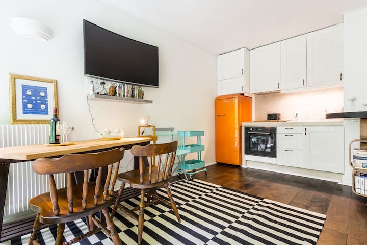 Un coin de paradis à Montmartre - Париж - Квартира