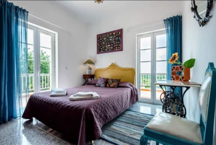 Spacious Sunny Villa with large swimming pool