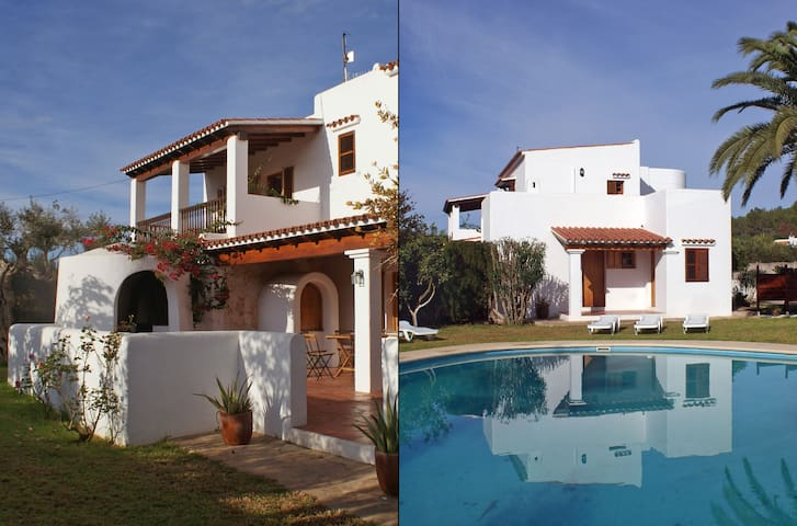 Splendid Villa in the HEART of the Island - Santa Gertrudis de Fruitera - Вилла