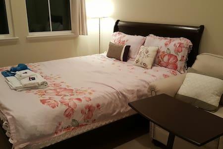 Private Room in Sillicon Valley - Sunnyvale - Villa
