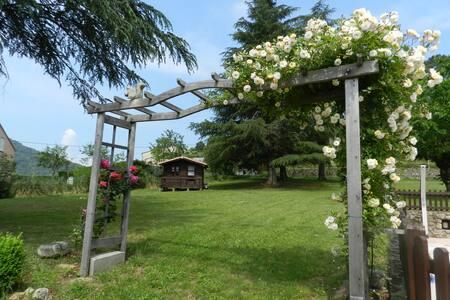 Gîte randonneurs LA LAMBRUSQUE St Jean du Gard - Saint-Jean-du-Gard - Natuur/eco-lodge