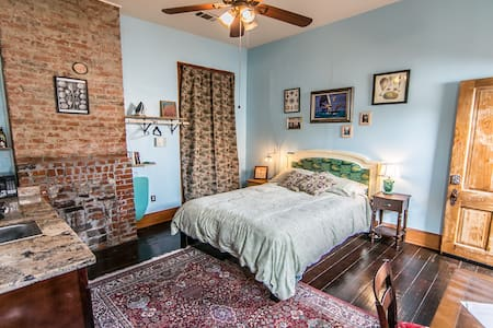 Stunning Studio in the Heart of Bywater-Marigny - New Orleans