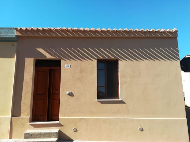 Mariella's house, Baratili S. Pietro (OR) Sardinia