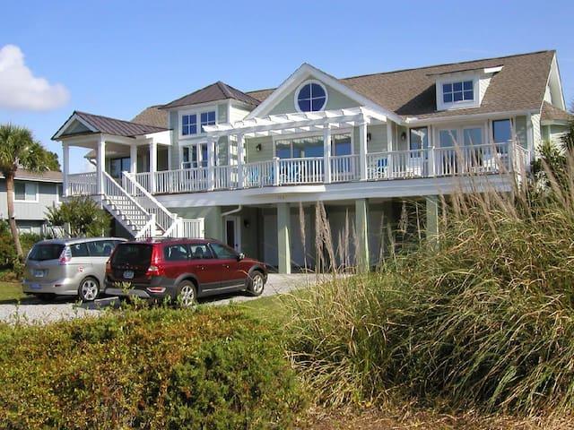 The Best Family Vacation Home on Fripp Island SC - Saint Helena Island - Casa