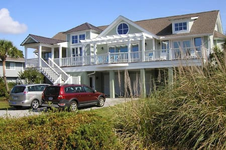 The Best Family Vacation Home on Fripp Island SC - Saint Helena Island