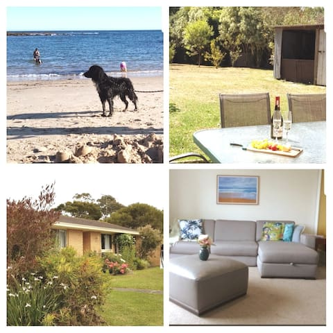 Garden Cottage Wonthaggi,  Dog Friendly BNB.