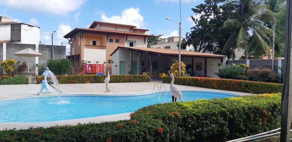Excelente casa para temporada em Paripueira
