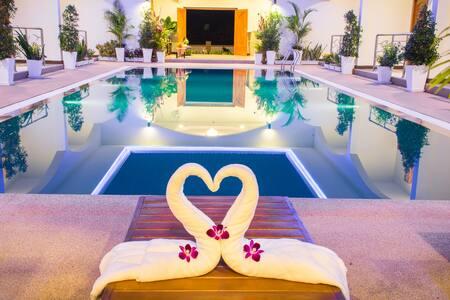 Nok Resort&hotel - Tambon Nong Yaeng - Bed & Breakfast