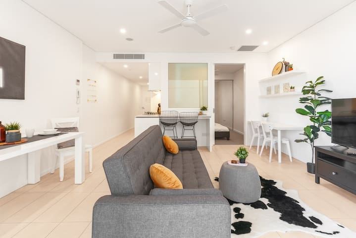 【Limited time offer 】Unique APT in South Brisbane